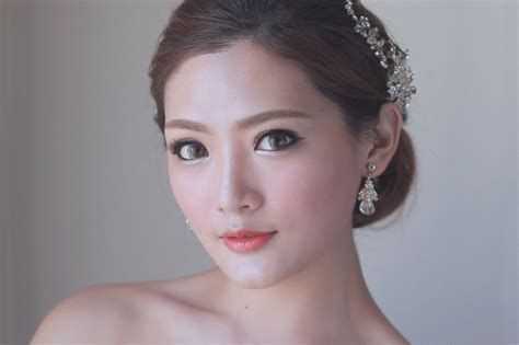 hair and makeup singapore wedding makeup artists in singapore beauty experts to