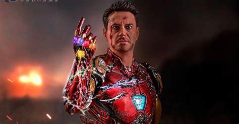 avengers endgame iron man scale battle