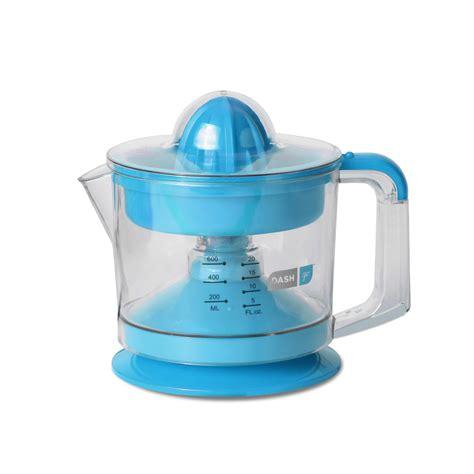 dash kitchen appliances dash go citrus juicer blue appliances small kitchen