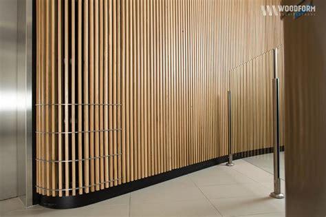 4 Interior Woodform Inspiration Linear Screening In Interior Design