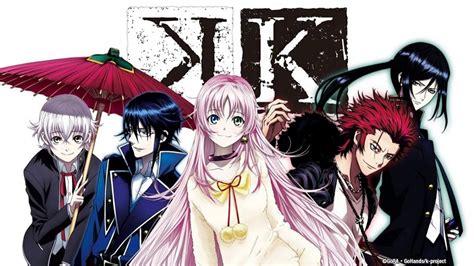 K Anime by K Project Ost Anime K Sound Tracks