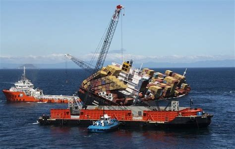 tugboat jobs new zealand rena salvage moves from oil to containers gcaptain