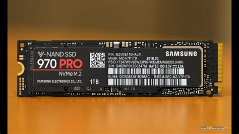 Samsung 970 Evo 500gb Samsung Ssd M 2 970 Evo 500gb Unbox And Install Speed Test