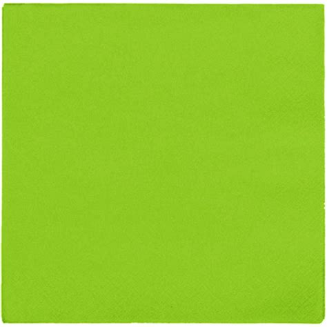 Red Green Color Combination Partystore Com Kiwi Green Beverage Napkins 50ct
