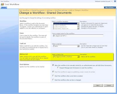 workflow history list the sharepoint s live for me by j 233 r 244 me noirfalise how