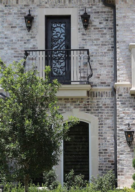 light grey home with a mix of old and new via 25 best ideas about brick house colors on pinterest