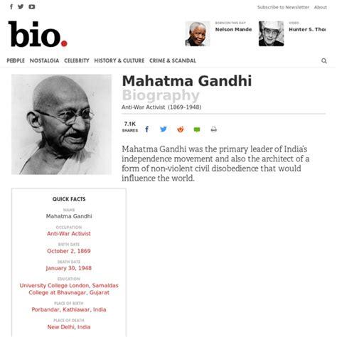 autobiography biography of mahatma gandhi mahatma gandhi biography anti war activist pearltrees