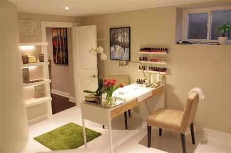 basement salon commercial renovation salon in toronto