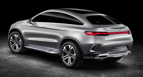 Mercedes X6 by Did Mercedes Concept Coupe Suv Copy The Bmw X6