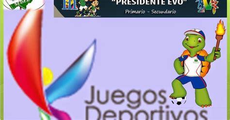 juegos deportivos plurinacionales presidente evo nivel gobierno aut 243 nomo departamental de pando pando anuncia el