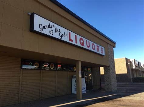 Garden Of The Gods Liquor Store Garden Of The Gods Liquor Wine Spirits 777