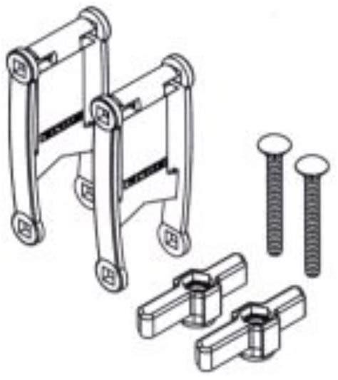 Yakima Ski Rack Replacement Parts by Replacement Ski Lift Kit For Yakima Powderhound And
