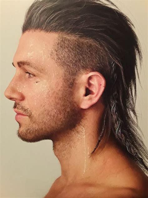 nyx ulric long hair styles men undercut long hair
