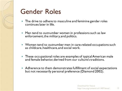 gender stereotypes masculinity and femininity sociology chapter 12 gender sex and sexuality prof dr