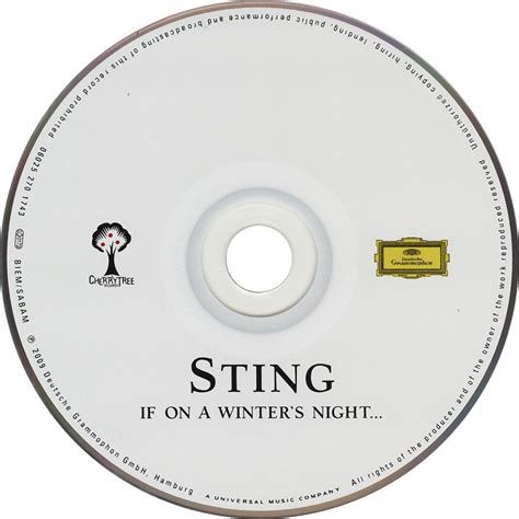 On A by If On A Winter S Sting Mp3 Buy Tracklist