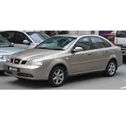 Chevrolet Optra First Generation Front Serdang