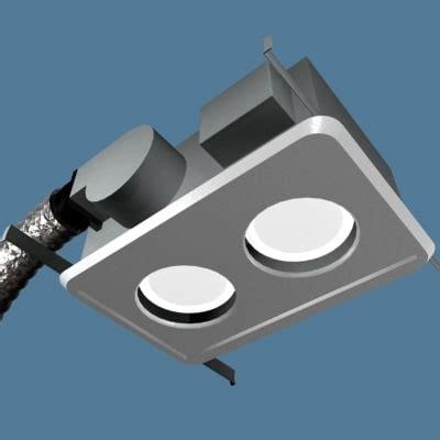 bathroom vent and light 3ds max bathroom light vent fan