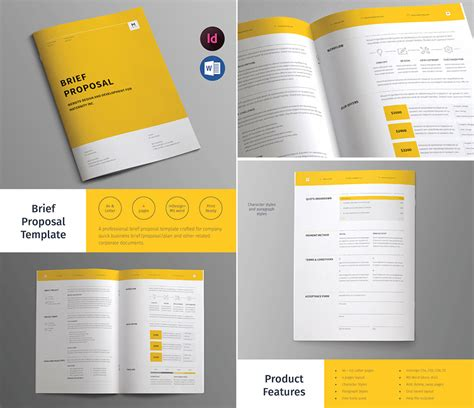 design brief proposal 15 best business proposal templates for new client projects