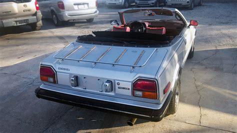 honda convertible 3 500 solaire 1981 honda prelude convertible