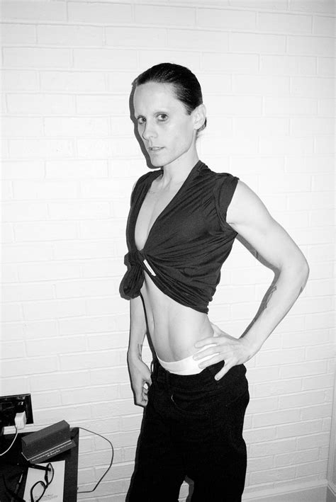 jared leto dallas buyers club the dallas buyers club show skinny jared leto and matthew