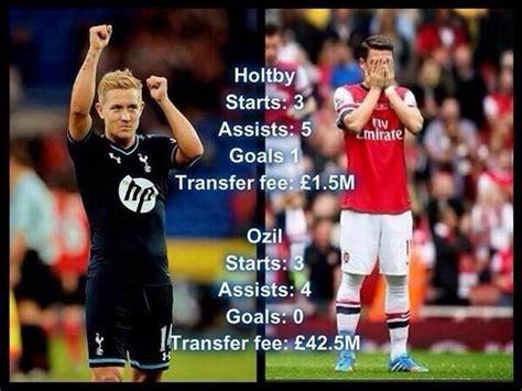 Arsenal Tottenham Meme - mesut ozil memes memes