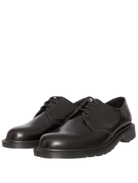 shoe oxford dr martens womens boanil brush oxford shoe black in black