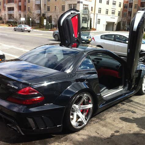 big sean tesla ice t s custom widebody mercedes benz sl 65 amg auto