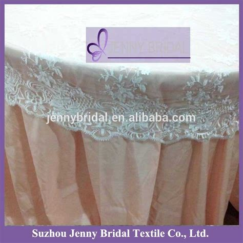 white table covers weddings tl002r2c white wedding lace decorative table covers view