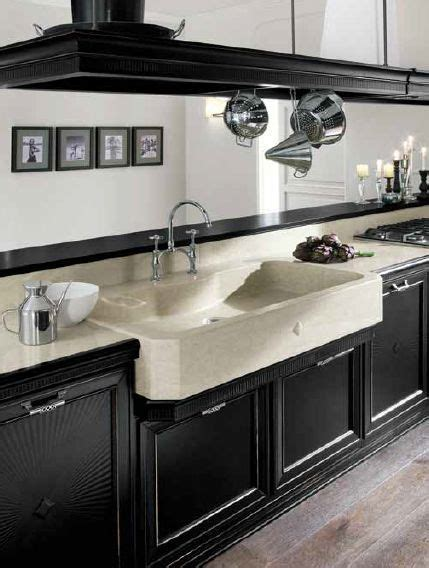 lavelli monovasca cucina classica cucina in legno cucina total black