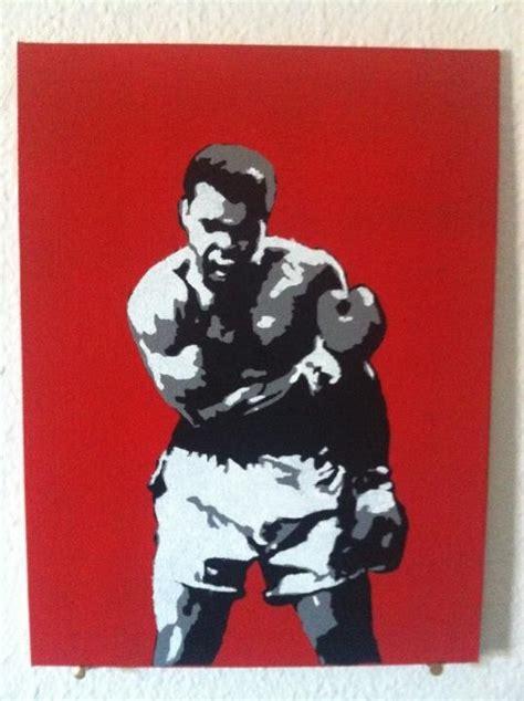 Muhammad Ali Custom Stencil By | muhammad ali custom stencil by bleekart on deviantart
