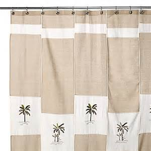 buy palm tree shower from bed bath amp beyond bed bath and beyond tree shower curtain bathroom best