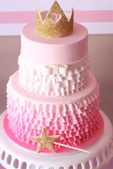 Princess Birthday Cake by Kara S Ideas Pinkalicious 6th Birthday Princess