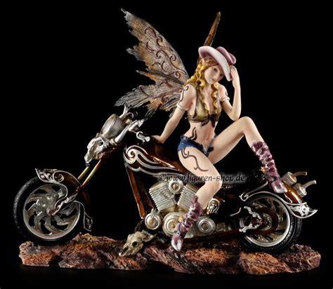 Fantasy Motorrad Bilder by Erotische Elfe Auf Motorrad Cowgirl Sexy Fee Fantasy