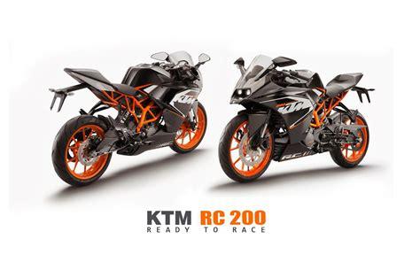 Rc200 Ktm Ktm Ktm Rc 200 Moto Zombdrive