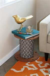 unique and functional ways to use wire spool table unique end tables ideas coffee tables design ideas