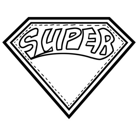 free coloring pages of superhero speech bubbles