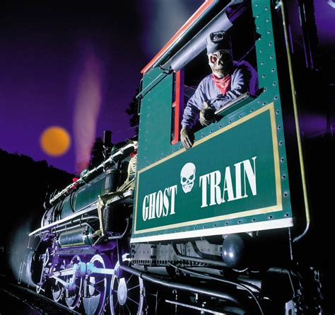 ghost train safe scary fun for the whole family tweetsie railroad