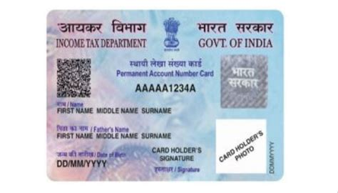 where to make pan card check out new design of pan card with effect from january