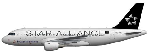 bureau airlines bruxelles brussels airlines a319 faib fsx ai bureau