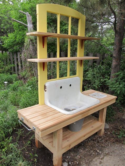 Garten Waschbecken Selber Bauen