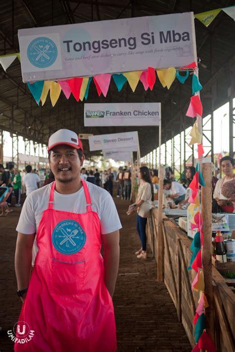 Mba At Umi by Keuken 4 Bandung S Awesome Food Festival Umi Syam