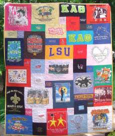 T Shirts To Quilts by T Shirt Quilts Pistachioicecream S