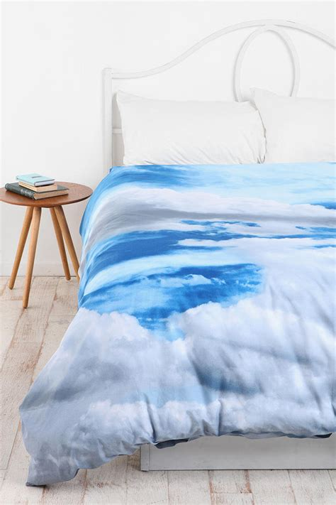 cloud bedding cloud art style feng shui design nature the tao of