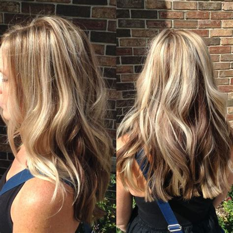 long hair styles with high and low lights best 25 low lights hair ideas on pinterest brown low