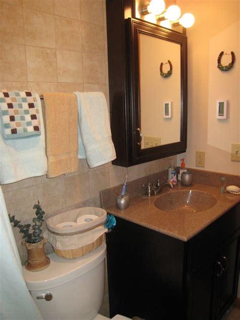 creative small bathroom makeover ideas  budget