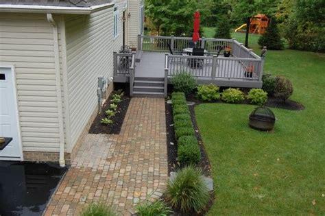 backyard decks and landscaping idea around deck home patio deck landscaping pinterest