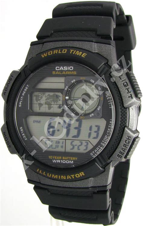 Casio Ae1000w 1b Original hodinky casio ae1000w 1a hodinky casio a citizen