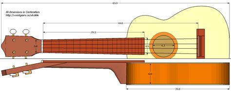 bench plan wooden ukulele plans
