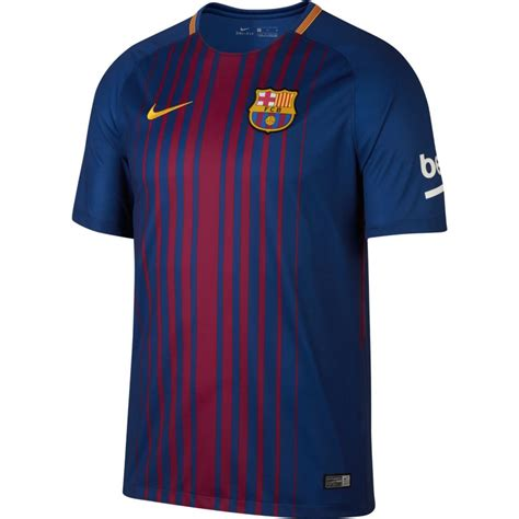 Jersey Barcelona Home 1213 nike barcelona 17 18 home jersey soccer unlimited usa