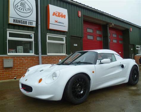hangar  lotus blog archive lotus elise  racetrack car sold